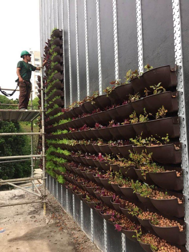 Projeto de expansão da Unisinos investe em opções sustentáveis - teto verde