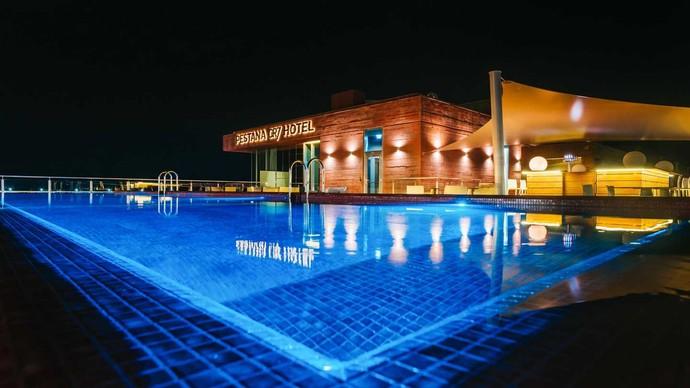 PESTANA CR7 - HOTEL - CRISTIANO RONALDO - PORTUGAL FOTO: reprodução