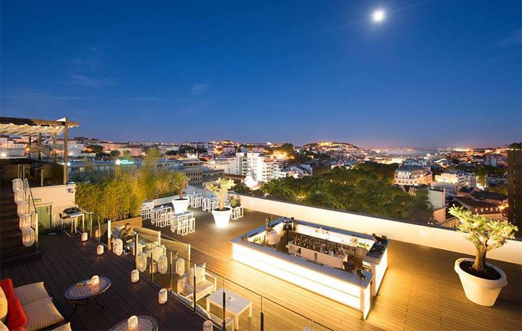 Rooftops: unindo lazer com vista privilegiada