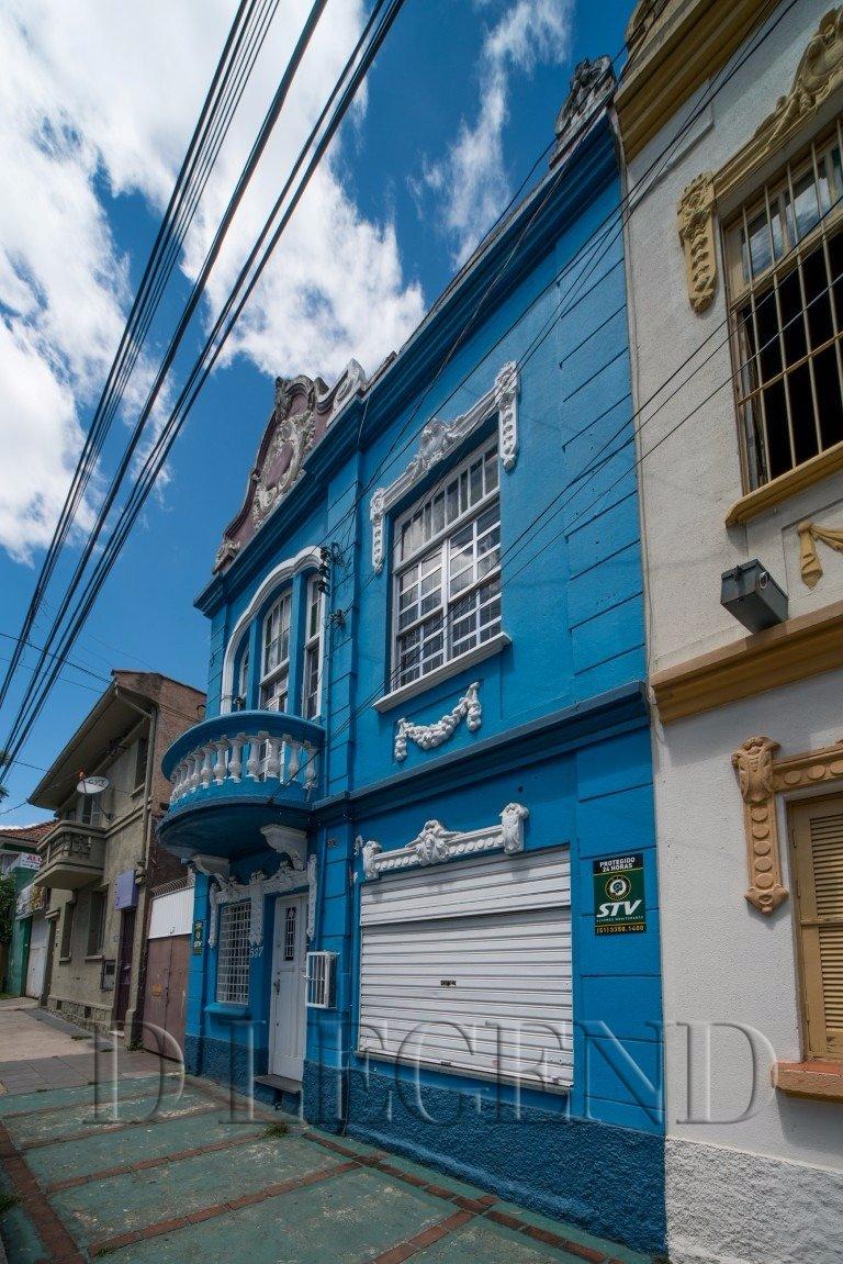 - Rua Gaspar Martins, 537 - Floresta - Porto Alegre