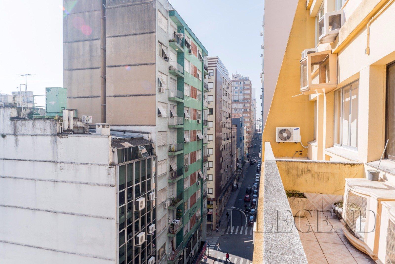 Edifício Fleming - Rua General Vitorino, 53 - Centro - Porto Alegre