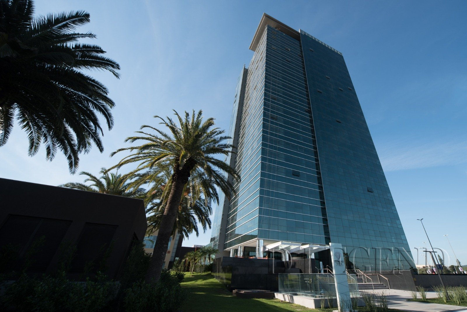 Diamond Tower - Avenida Diario de Noticias, 400 - Cristal - Porto Alegre