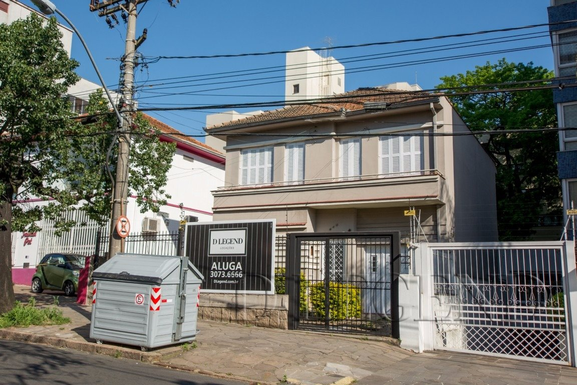 GRANDE VISIBILIDADE E EM LOCALIZAÇÃO NOBRE - Rua Marques do Pombal, 843 - Moinhos de Vento - Porto Alegre