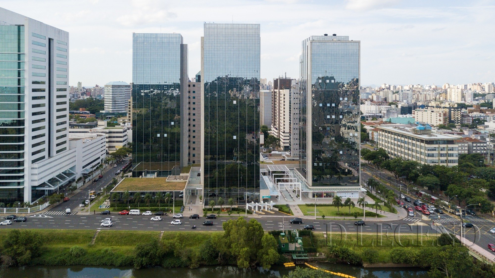 TREND OFFICES - Avenida Ipiranga, 40 - Praia de Belas - PORTO ALEGRE