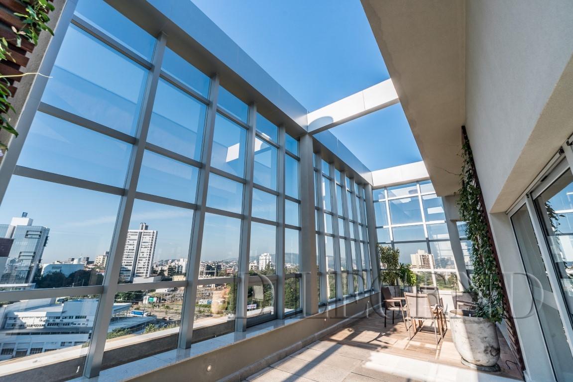 TREND NOVA CARLOS GOMES RESIDENCE - Rua Mario Antunes da Cunha, 116 - Petrópolis - Porto Alegre