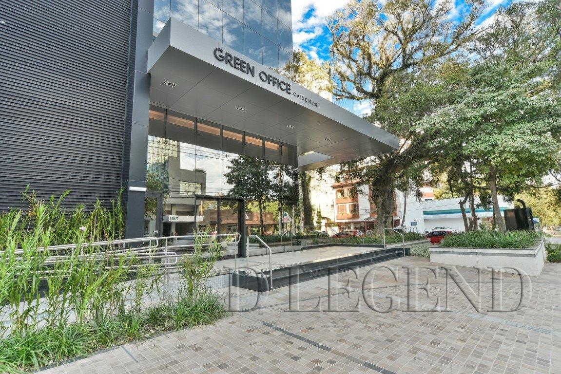 Green Office Caixeiros - Rua Mostardeiro, 777 - Independência - Porto Alegre