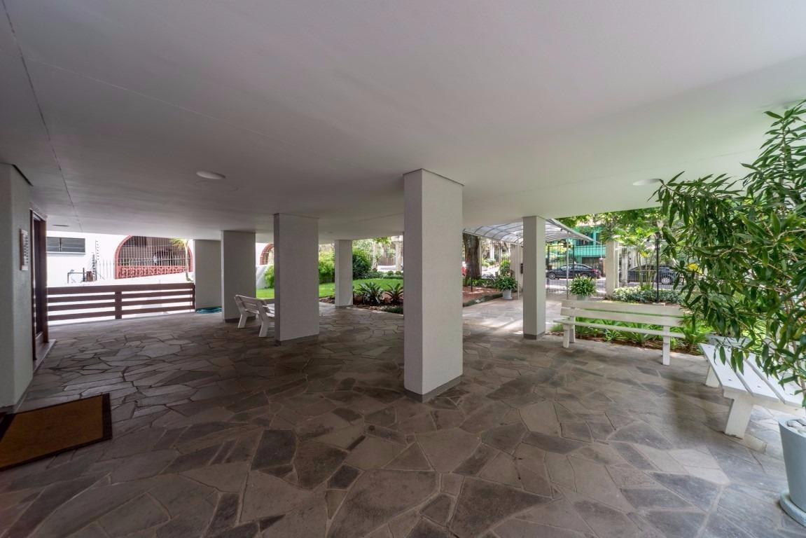 Edifício Vitória Régia - Rua Felicissimo de Azevedo, 605 - São João - Porto Alegre