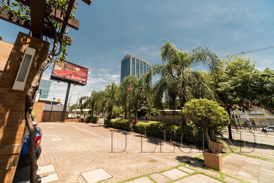 Garden Mall - Av. Dom Pedro II, 800 - São João - PORTO ALEGRE