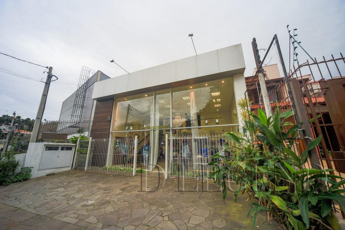 LOJA COM PÉ DIREITO DUPLO E AMPLA VITRINE - Rua General Francisco de Paula Cidade, 26 - Chácara das Pedras - Porto Alegre