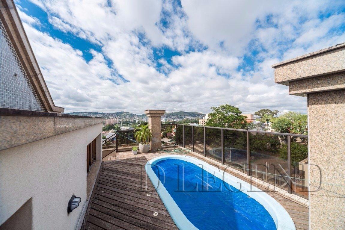 Condomínio Residencial San Gimignano - Rua Professor Gastao Dias de Castro, 100 - Jardim do Salso - Porto Alegre