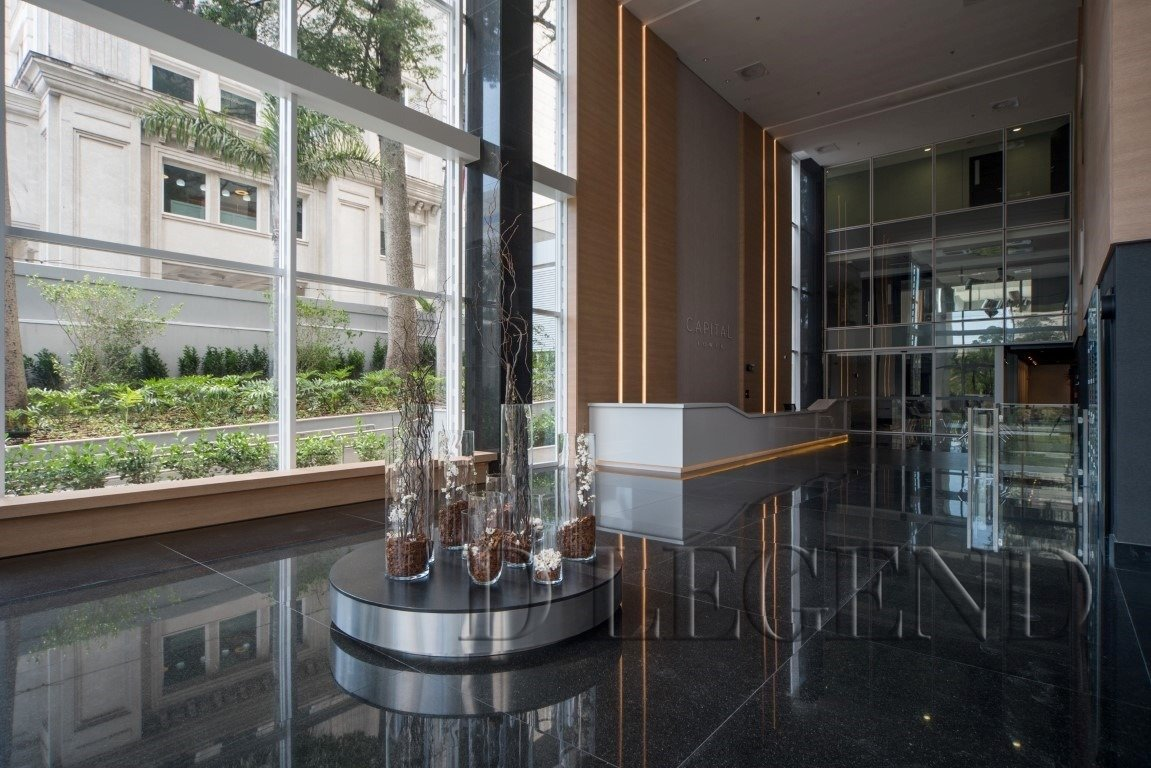 Capital Tower - Avenida Carlos Gomes, 258 - Auxiliadora - PORTO ALEGRE