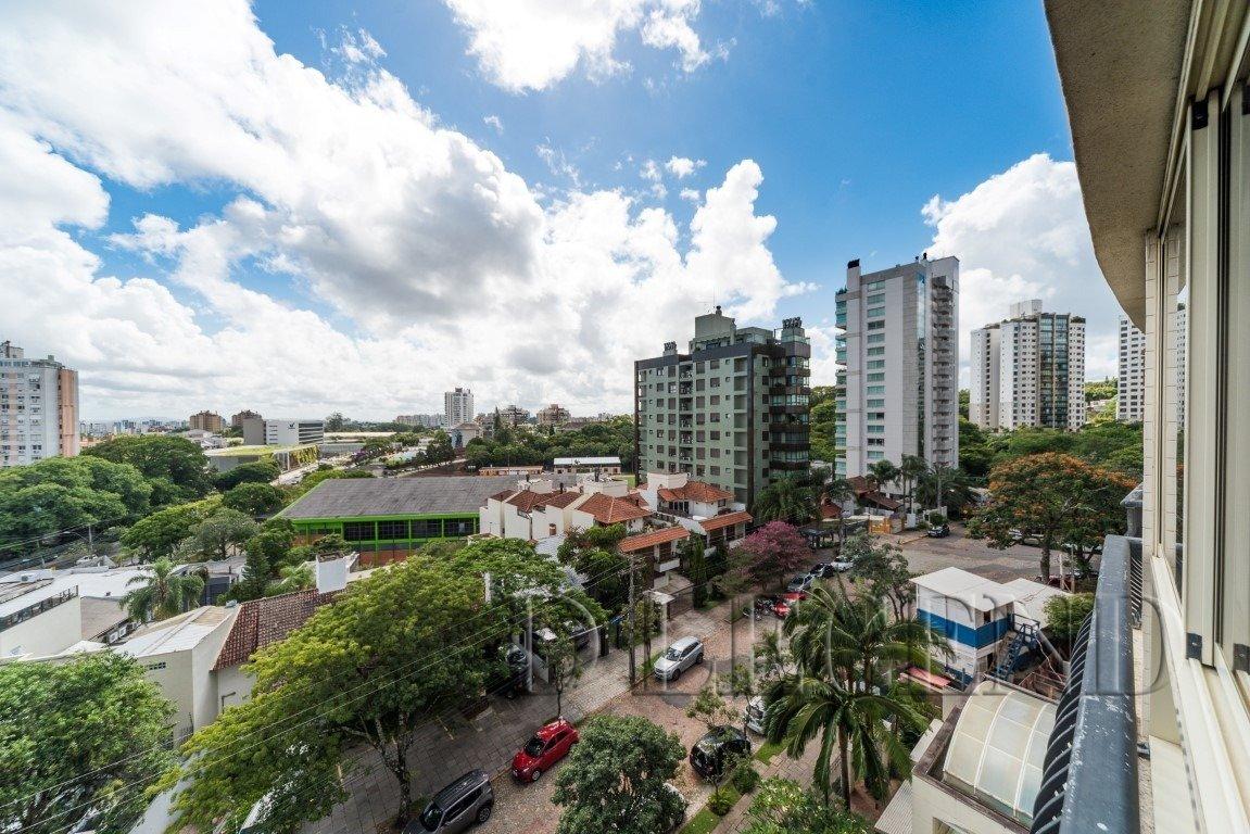 TERRAZZAS D ANCHIETA COM VISTA DESLUMBRANTE - Alameda Emilio de Menezes, 75 - Três Figueiras - Porto Alegre