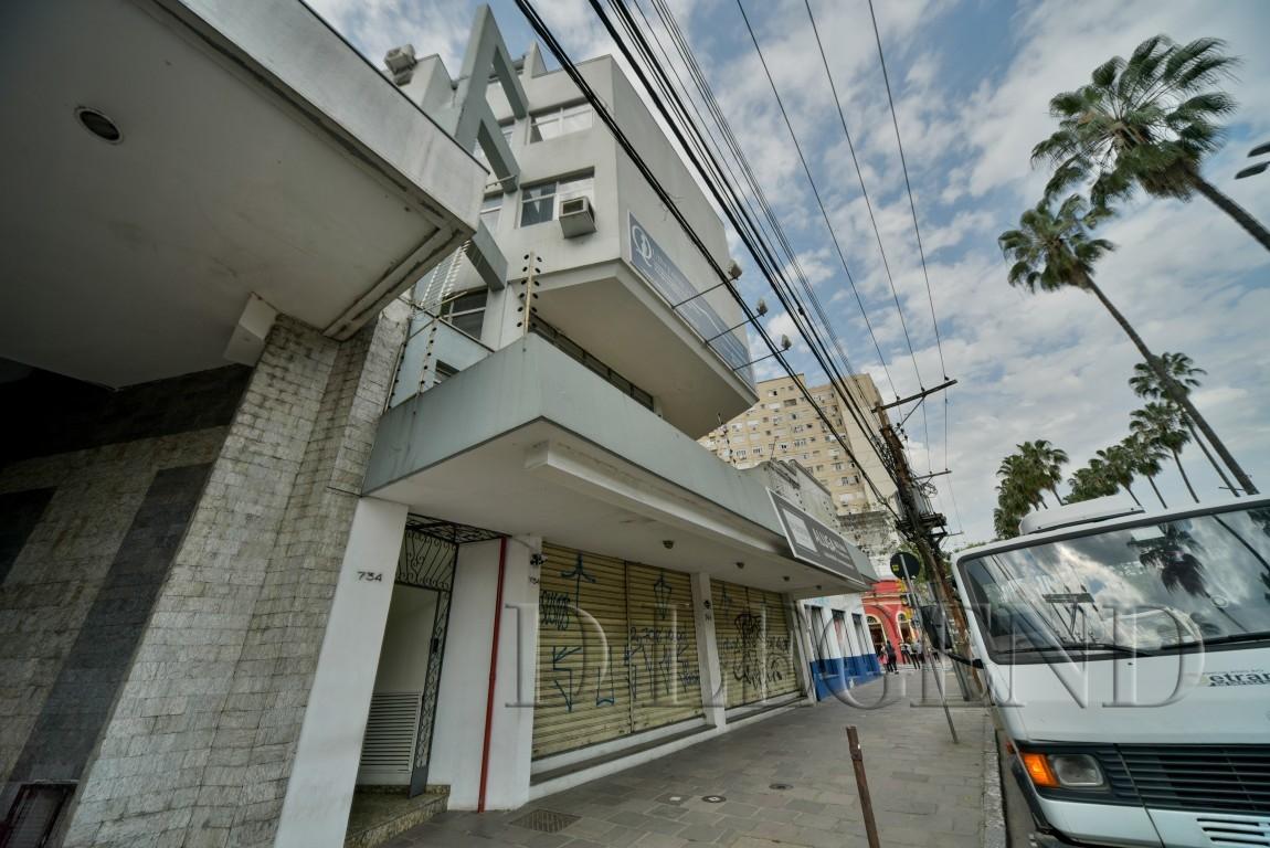 Ed. Mold - Avenida Osvaldo Aranha, 734 - Bom Fim - Porto Alegre