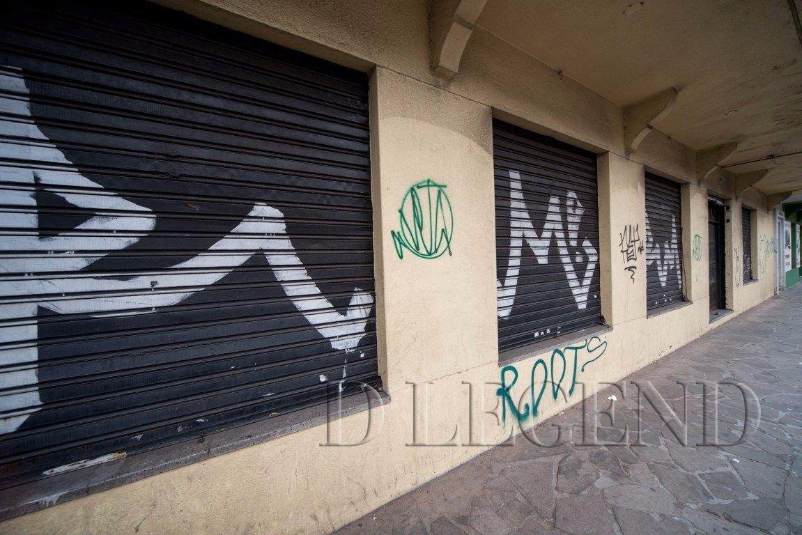 LOJA COM ÓTIMA VITRINE PARA A AV. FARRAPOS - Avenida Farrapos, 2980 - Floresta - Porto Alegre