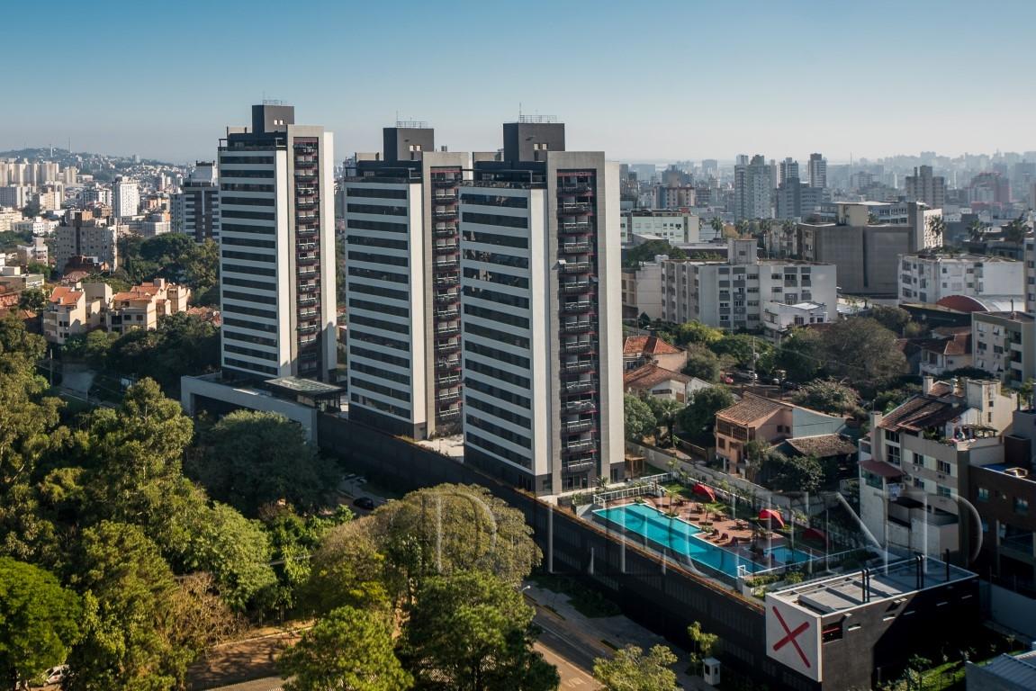 LOFT COM INFRA COMPLETA - Rua Mario Antunes da Cunha, 511 - Petrópolis - Porto Alegre
