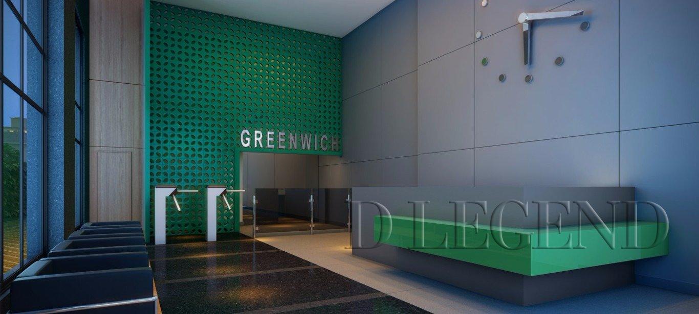 GREENWICH BUSINESS CENTER - Avenida Érico Veríssimo, 595 - Menino Deus - Porto Alegre