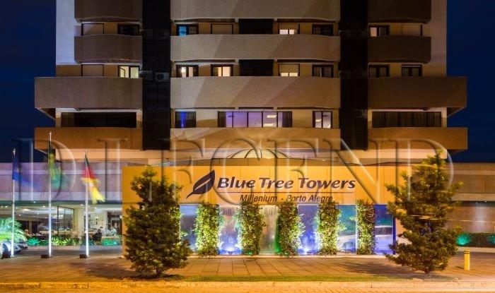 Millenium Flat - Avenida Borges de Medeiros, 3120 - Praia de Belas - PORTO ALEGRE