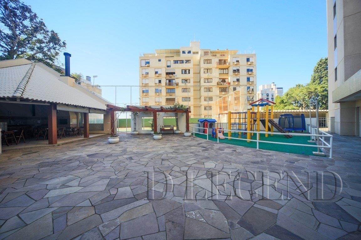 Belo e amplo apartamento em condominio alto padrão - Rua Marquês do Pombal, 1900 - higienopolis - Porto Alegre