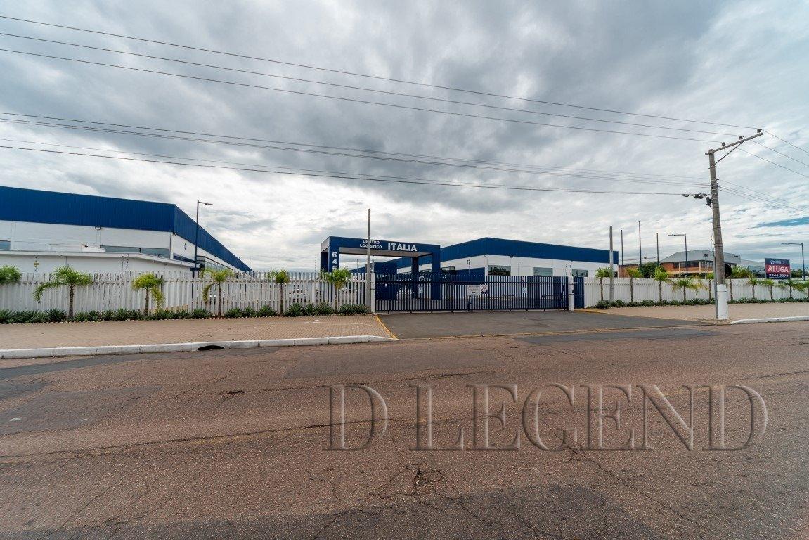 - Avenida das Industrias, 645 - Distrito Industrial - Cachoeirinha