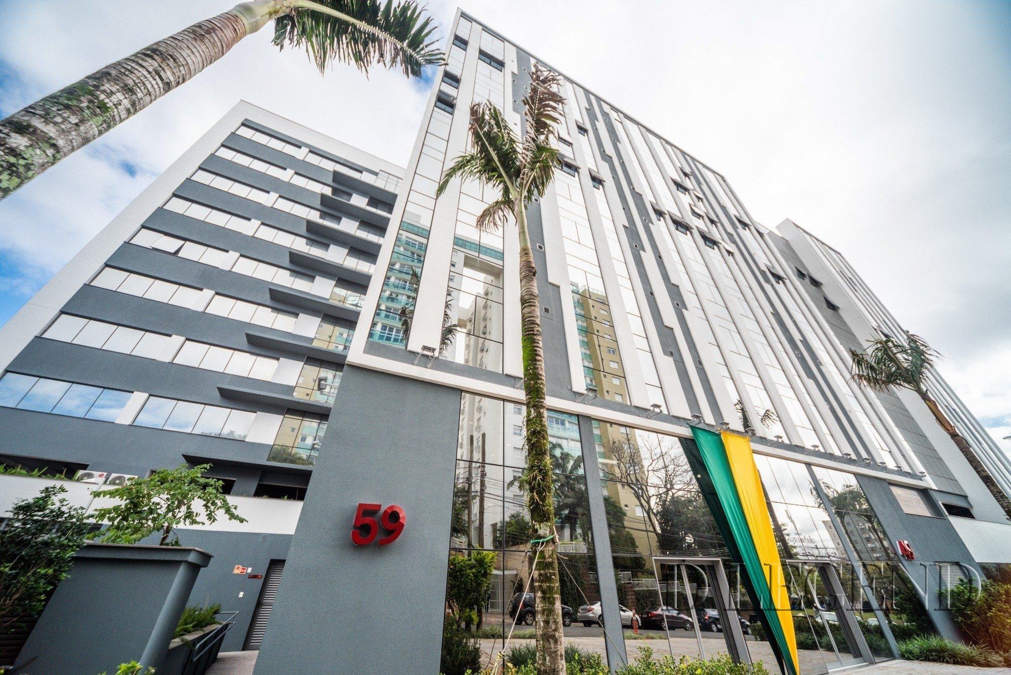 AXIS TRIPLE BUSINESS - Avenida Plínio Brasil Milano, 855 - Bom Jesus - Porto Alegre