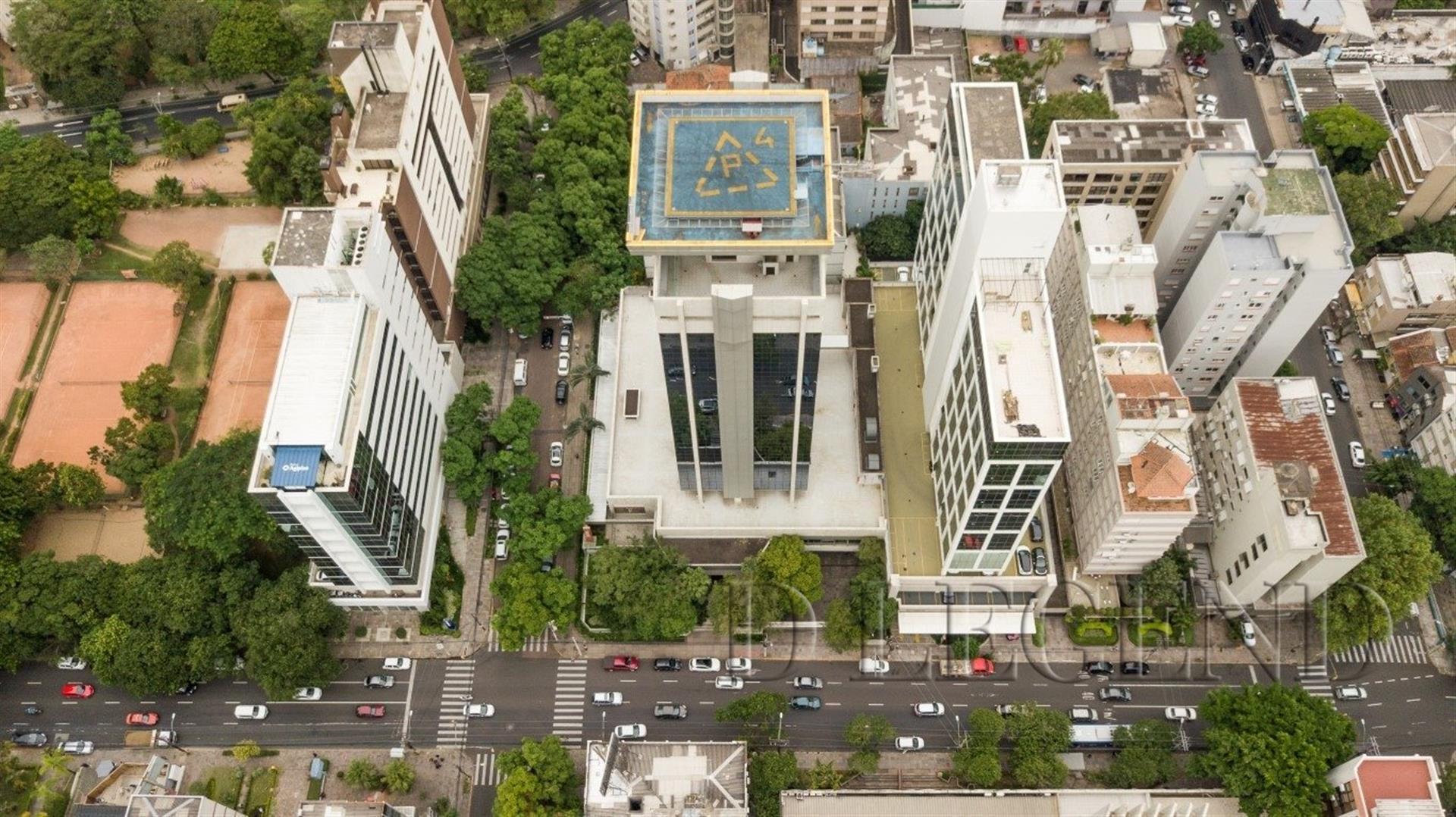 Centro Empresarial Mostardeiro - Rua Mostardeiro, 322 - Moinhos de Vento - Porto Alegre